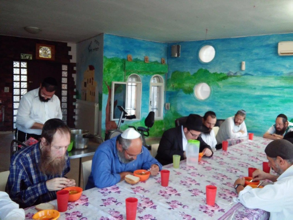 Activites around Shalvat Haim - Meals